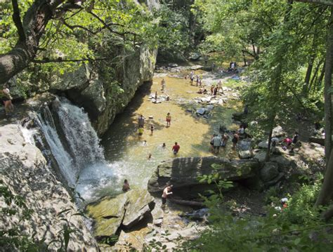 Kilgore Falls In Maryland Is Straight Out Of A Storybook