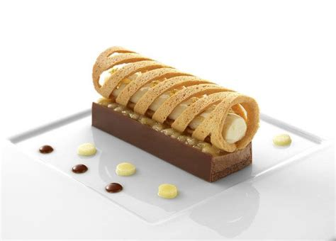 Contemporary Cold Plated Dessert | Pastry | Pinterest