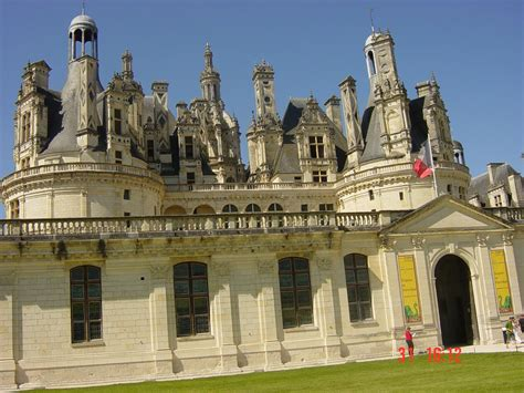 Pin Travel: Castelul Chambord in imagini