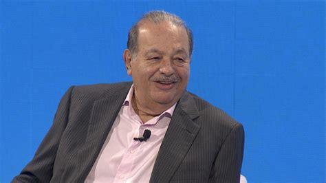Telefonos de Mexico's Carlos Slim Helu on Failure