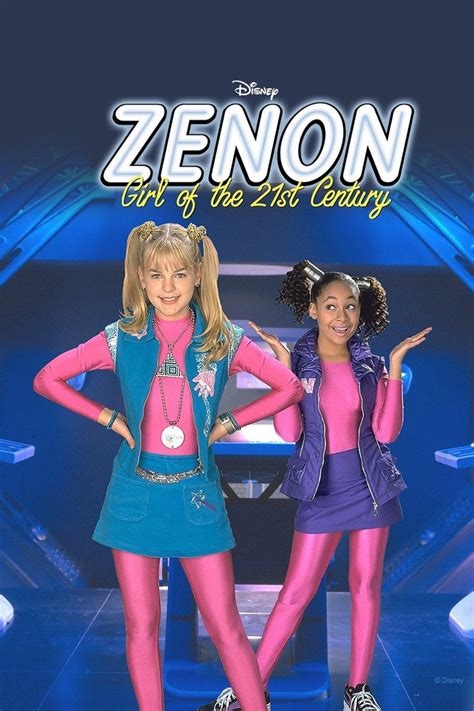 Zenon: Girl of the 21st Century (1999) - Posters — The