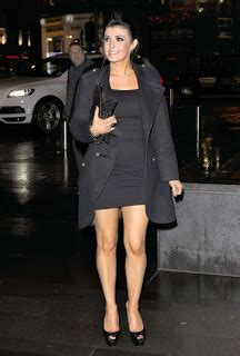 Hot Bio Celebrity Pictures: Kym Marsh in Manchester