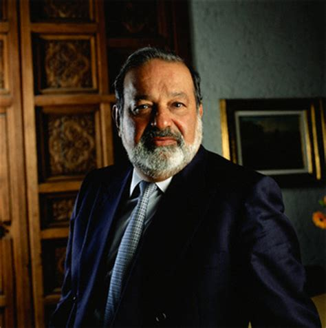 Mexican Billionaire Carlos Slim Is The Richest Man On