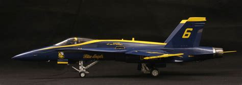 1/32 Academy F/A-18A F-18A Blue Angels photo gallery