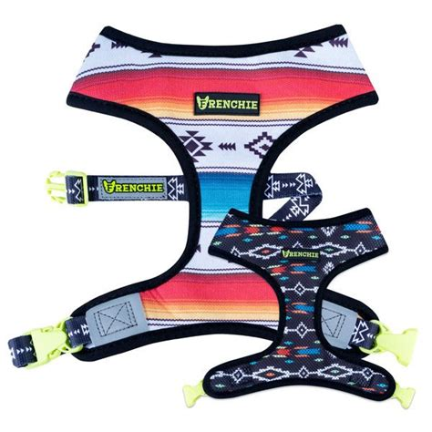 Frenchie Reversible Harness - MOJAVE    Shop Harnesses